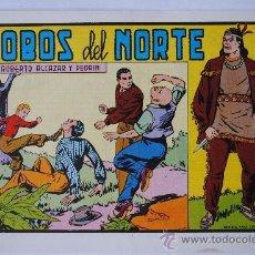 """Tebeos: ROBERTO ALCAZAR Y PEDRIN Nº 167 """"LOBOS DEL NORTE"""" EDICIÓN VALENCIANA 1984. Lote 38354539"""