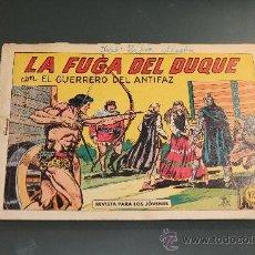 Tebeos: EL GUERRERO DEL ANTIFAZ 365 EDITORIAL VALENCIANA. Lote 38406322