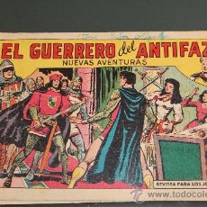Tebeos: EL GUERRERO DEL ANTIFAZ 363 EDITORIAL VALENCIANA. Lote 38406387