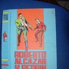 Tebeos: ROBERTO ALCAZAR Y PEDRIN -TAPAS PARA TOMOS AÑOS 70. Lote 38586717