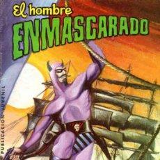 Tebeos: EL HOMBRE ENMASCARADO # 12 (VALENCIANA,1980) - COLOSOS DEL COMIC # 135 - THE PHANTOM. Lote 38640543