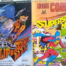 Tebeos: COLOSOS DEL COMIC, NUMERO 22 :SUPERSONIC MAN. Lote 38645355