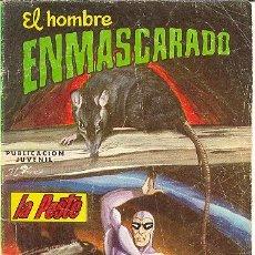 Tebeos: EL HOMBRE ENMASCARADO - COLOSOS DEL COMIC Nº 17 EDITORIAL VALENCIANA. Lote 38702179