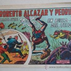 Tebeos: ROBERTO ALCAZAR ORIGINAL Nº1008. Lote 38702594