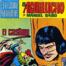 Tebeos: EL AGUILUCHO Nº37. DIBUJOS DE MANUEL GAGO. Lote 38733745