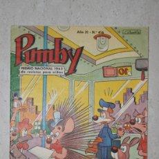 Tebeos: PUMBY Nº 416. Lote 38751913