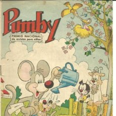 Tebeos: PUMBY Nº 344. Lote 38778084