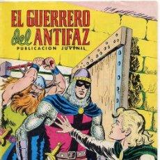 Tebeos: EL GUERRERO DEL ANTIFAZ COLOR Nº 276. Lote 38783308