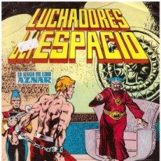 Giornalini: COMIC LUCHADORES DEL ESPACIO. LA SAGA DE LOS AZNAR, Nº 17 - COMICS VALENCIANA. Lote 38793944