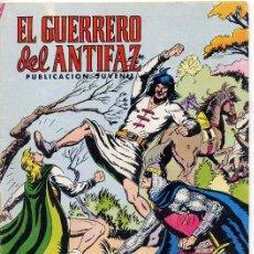 Tebeos: EL GUERRERO DEL ANTIFAZ COLOR Nº 286. Lote 38795526
