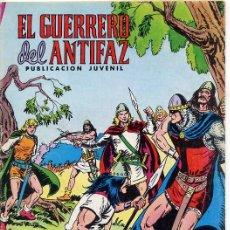 Tebeos: EL GUERRERO DEL ANTIFAZ COLOR Nº 288. Lote 38795538