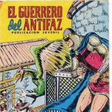 Tebeos: EL GUERRERO DEL ANTIFAZ COLOR Nº 290. Lote 38795556