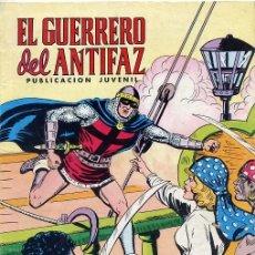 Tebeos: EL GUERRERO DEL ANTIFAZ COLOR Nº 338. Lote 38795815