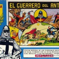 Tebeos: EL GUERRERO DEL ANTIFAZ, HOMENAJE A GAGO, ED. VALENCIANA, 98 TOMOS, COLECCION COMPLETA. Lote 44906930