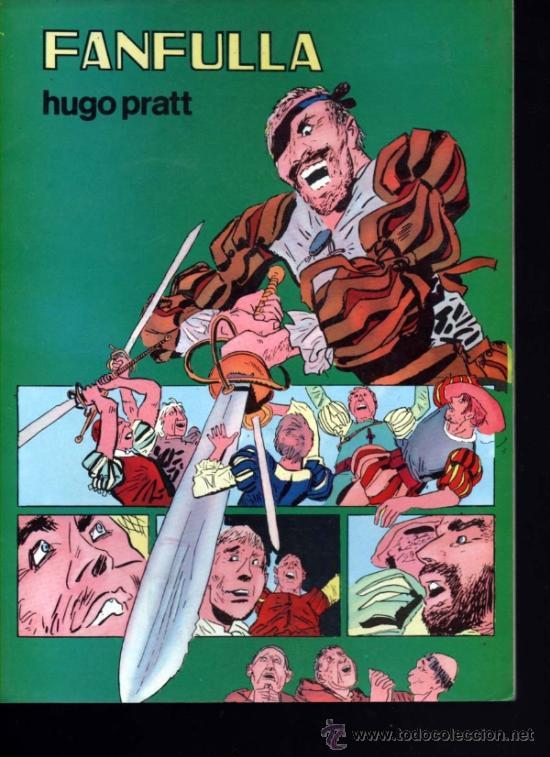 HUGO PRATT FANFULLA (Tebeos y Comics - Valenciana - Otros)