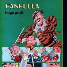 Tebeos: HUGO PRATT FANFULLA. Lote 38843581