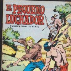 Tebeos: EL PEQUEÑO LUCHADOR Nº 4. VALENCIANA 1977.. Lote 38871236