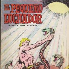 Tebeos: EL PEQUEÑO LUCHADOR Nº 8. VALENCIANA 1977.. Lote 38871254