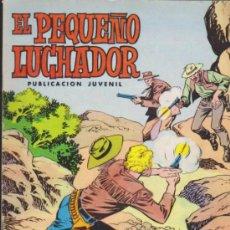 Tebeos: EL PEQUEÑO LUCHADOR Nº 10. VALENCIANA 1977.. Lote 38871302