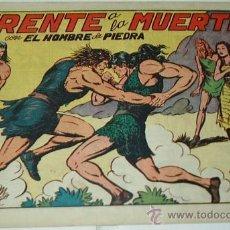 Tebeos: EL HOMBRE DE PIEDRA Nº 24 - VALENCIANA ORIGINAL - LEER. Lote 38899416