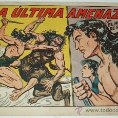 Tebeos: EL HOMBRE DE PIEDRA Nº 152 - VALENCIANA ORIGINAL. Lote 38899559