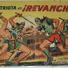 Tebeos: EL PATRIOTA Nº 3 -- VALENCIANA -- ORIGINAL 1960. Lote 38959139