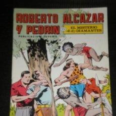 Tebeos: ROBERTO ALCAZAR Y PEDRIN EN EL MISTERIO DE LOS DIAMANTES - 2ª EPOCA Nº 116. Lote 38998446