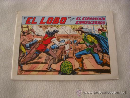 EL ESPADACHÍN ENMASCARADO Nº 20 SEGUNDA EDICIÓN, EDITORIAL VALENCIANA (Tebeos y Comics - Valenciana - Espadachín Enmascarado)