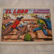 Tebeos: EL ESPADACHÍN ENMASCARADO Nº 20 SEGUNDA EDICIÓN, EDITORIAL VALENCIANA. Lote 39127838