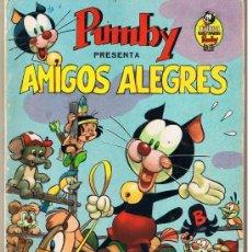 Tebeos: LIBROS ILUSTRADOS PUMBY. NUMERO 1. VALENCIANA. Lote 39277207