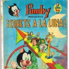 Tebeos: LIBROS ILUSTRADOS PUMBY. NUMERO 8. VALENCIANA. Lote 39277694