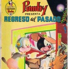 Tebeos: LIBROS ILUSTRADOS PUMBY. NUMERO 18. VALENCIANA. Lote 39277798