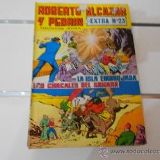 Tebeos: ROBERTO ALCAZAR Y PEDRIN. EXTRA Nº 23. Lote 39285626