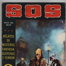 Livros de Banda Desenhada: SOS NUMERO 8 - SEGUNDA EPOCA.. Lote 39388859