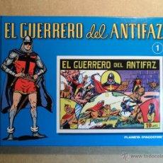 Tebeos: +++ EL GUERRERO DEL ANTIFAZ - EDIT. PLANETA DEAGOSTINI - EDICIÓN AÑO 2012. Lote 39419900