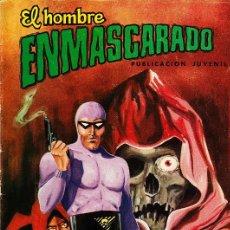 Tebeos: EL HOMBRE ENMASCARADO # 36 (VALENCIANA,1979) - COLOSOS DEL COMIC # 228 - THE PHANTOM. Lote 39434162