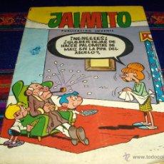 Tebeos: JAIMITO Nº 1666. VALENCIANA 1984. 50 PTS.. Lote 39490528