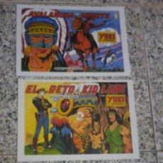 Tebeos: YUKI EL TEMERARIO LOTE DE 3 TEBEOS REEDICION.. Lote 39505995