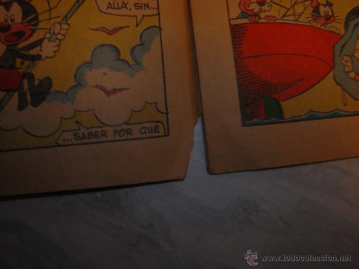 Tebeos: lote de 2 antiguo comic j.sanchis pumby - 25.000$ por gringo - la bomba frigorifica - Foto 7 - 39504973