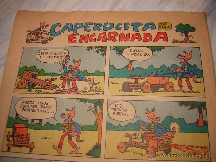 Tebeos: lote de 2 antiguo comic j.sanchis pumby - 25.000$ por gringo - la bomba frigorifica - Foto 4 - 39504973