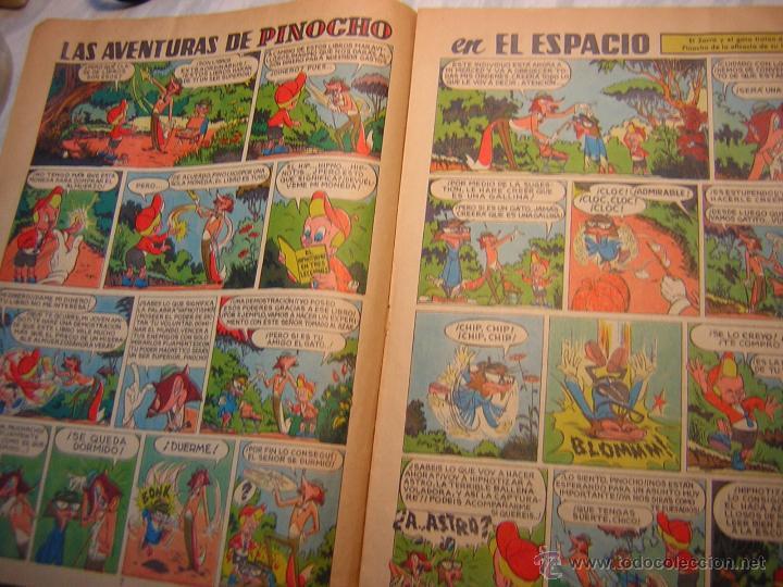 Tebeos: lote de 2 antiguo comic j.sanchis pumby - 25.000$ por gringo - la bomba frigorifica - Foto 2 - 39504973