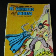 Tebeos: LOTE 14 COMICS EL GUERRERO DEL ANTIFAZ EDITORIAL VALENCIANA AÑO 1980. Lote 39524970