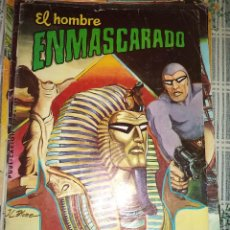Tebeos: EL HOMBRE ENMASCARADO Nº 7 LA FORTALEZA INEXPUGNABLE ED. VALENCIANA COLOSOS DEL COMICS. Lote 39531165