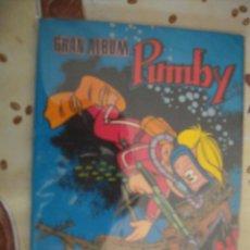 Tebeos: GRAN ALBUM PUMBY 5. Lote 39614615