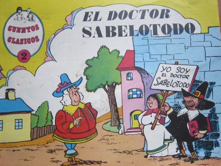 CUENTOS CLASICOS Nº 2 - VALENCIANA (Tebeos y Comics - Valenciana - Otros)