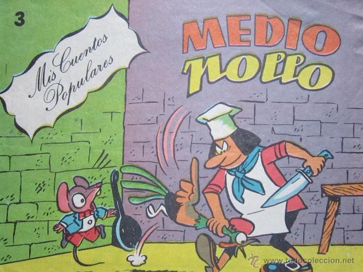 MIS CUENTOS POPULARES Nº 3 - VALENCIANA (Tebeos y Comics - Valenciana - Otros)