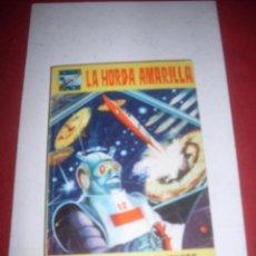 Tebeos: VALENCIANA LUCHADORES DEL ESPACIO N.4 LA HORDA AMARILLA. Lote 39654932