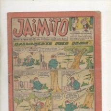 Tebeos: JAIMITO Nº 566. EDITORIAL VALENCIANA 1945. Lote 39790863