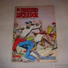 Tebeos: EL PEQUEÑO LUCHADOR Nº 36, VALENCIANA COLOR. Lote 39842357