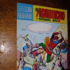 Tebeos: COMIC SELECCIÓN AVENTURERA - EL AGUILUCHO - POR MANUEL GAGO , BATALLA DE COLOSOS, Nº 4, VALENCIANA. Lote 40309520